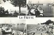 """17 Charente Maritime CPSM FRANCE 17 """" Ile de Ré, La Flotte'."""