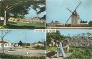 """17 Charente Maritime CPSM FRANCE 17 """" Ile de Ré, La Couarde, Vues""""."""