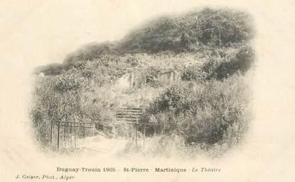 "CPA MARTINIQUE ""Saint Pierre 1905"""
