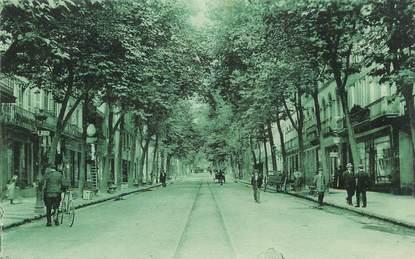 """CPA FRANCE 17 """" Saintes, Le Cours Wilson'""""."""