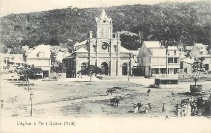 """CPA HAITI """"L'Eglise à Petit Goâve"""""""