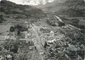 """73 Savoie CPSM FRANCE 73 """"Aiguebelle, Vue générale et Montgilbert""""."""