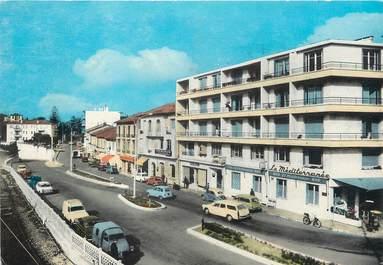 "CPSM FRANCE 06 ""St Laurent du Var, Boulevard Ossola"""