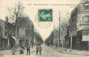 "92 Haut De Seine CPA FRANCE 92 ""Billancourt, Boulevard de Strasbourg"""