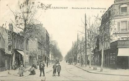 "CPA FRANCE 92 ""Billancourt, Boulevard de Strasbourg'"