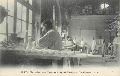 """CPA FRANCE 92 """" Sèvres, La Manufacture Nationale"""""""