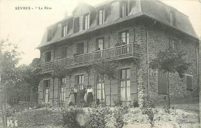 """CPA FRANCE 92 """" Sèvres, Le Rêve"""""""