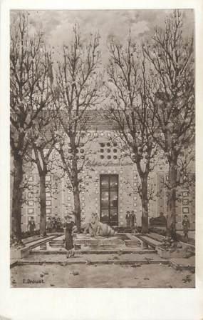 """CPA FRANCE 92 """" Sèvres, Manufacture Nationale, Pavillon des expositions """""""