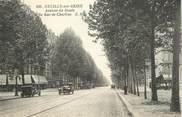 """92 Haut De Seine CPA FRANCE 92 """" Neuilly sur Seine, Avenue du Roule à la Rue de Chartres"""""""