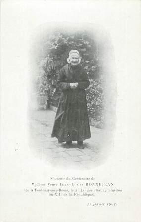 """CPA FRANCE 92 """" Fontenay aux Roses, Madame Veuve Jean Louis Bonnejean'"""