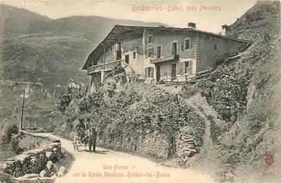 """CPA FRANCE 73 """"Brides les Bains, une ferme"""""""