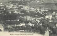 """48 Lozere CPA FRANCE 48 """" Mende, Quartiers de Berlière et de Chaldecoste"""""""