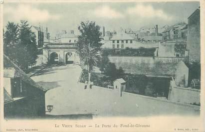 "CPA FRANCE 08 "" Sedan, La porte du Fond de Givonne"""