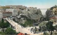 """Algerie CPSM ALGERIE """"Constantine, vue générale sur le pont d'El Kantara"""""""