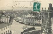 """78 Yveline CPA FRANCE 78 """"St Germain en Laye, Vue panoramique de la Place Thiers"""""""