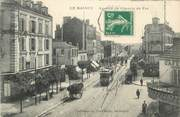 "93 Seine Saint Deni CPA FRANCE 93 "" Le Raincy, Avenue du Chemin de Fer"""