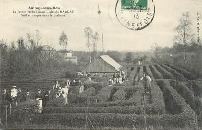 Cpa france 93 aulnay sous bois le jardin perdu lillois maison margat 93 seine saint denis - Jardin zen maison aulnay sous bois ...