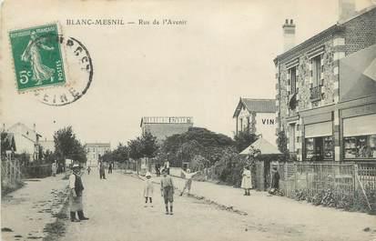 """CPA FRANCE 93 """" Le Blanc Mesnil, Rue de l'Avenir"""""""