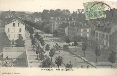 """CPA FRANCE 93 """" Le Bourget, Vue générale"""""""