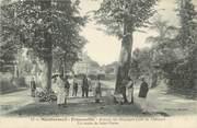 """93 Seine Saint Deni CPA FRANCE 93 """"Montfermeil - Franceville, Avenue des Mésanges'"""