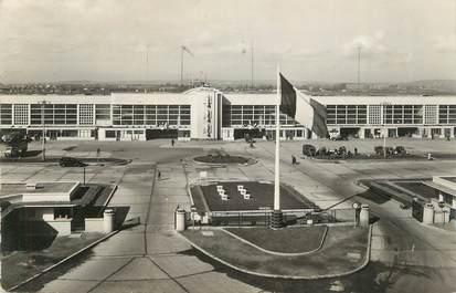 """CPSM FRANCE 93 """"Le Bourget - Dugny, Entrée de l'aérogare"""""""