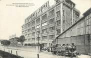 """93 Seine Saint Deni CPA FRANCE 93 """" Pantin, Grands Magasins du Louvre, arrivée du train de marchandises'"""
