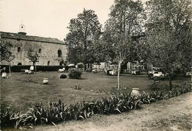 """CPSM FRANCE 83 """"Brignoles, Hostellerie de l'Abbaye de la Celle"""""""