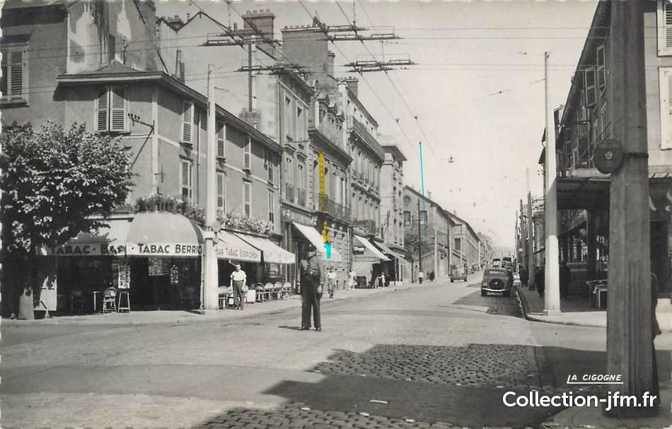 Cpsm france 87 limoges avenue de garibaldi 87 haute for 87 haute vienne france