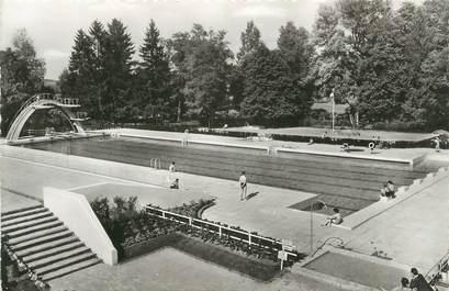 "CPSM FRANCE 88 ""Vittel, La piscine olympique"""