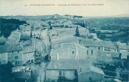 """CPA FRANCE 84 """" Villeneuve les Avignon"""""""
