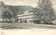 """73 Savoie CPA FRANCE 73 """"Brides les Bains, Grand Chalet des Thermes"""""""