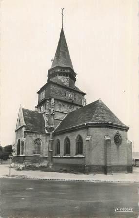 """CPSM FRANCE 76 """" Le Grand Quevilly, L'église"""""""