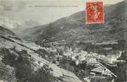 """73 Savoie CPA FRANCE 73 """"Brides les Bains, les glaciers de la Vanoise"""""""