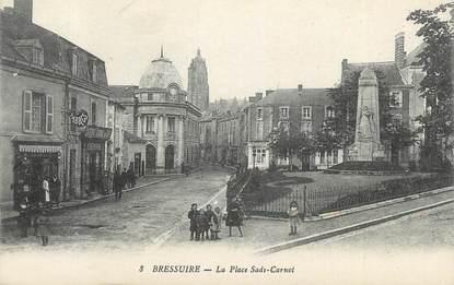 "CPA FRANCE 79 "" Bressuire, La Place Sadi Carnot"""
