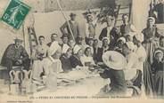 """79 Deux SÈvre CPA FRANCE 79 """" Types et costumes du Poitou, Préparation des Tourteaux"""" / FOLKLORE"""