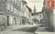 "82 Tarn Et Garonne CPA FRANCE 82 ""Beaumont de Lomagne, Rue Despeyroux"""