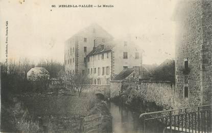 """CPA FRANCE 95 """"Nesles la Vallée, Le moulin"""""""