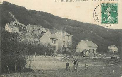 """CPA FRANCE 95 """"Herblay, Les Coteaux"""""""