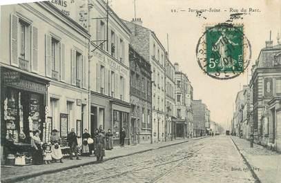 """CPA FRANCE 94 """" Ivry sur Seine, Rue du Parc"""""""