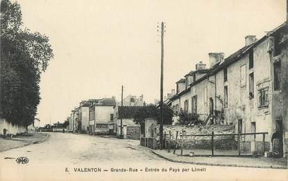 "CPA FRANCE 94 ""Valenton, Grande rue """
