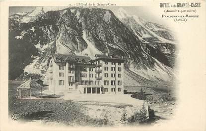 "CPA FRANCE 73 ""Pralognan la Vanoise, Hotel de la Grande Casse"""