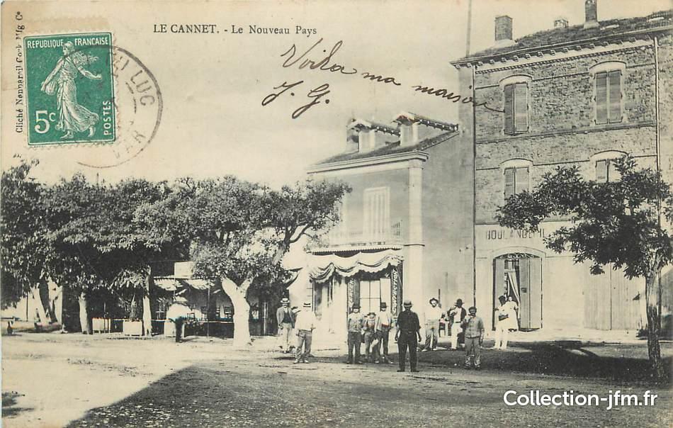 Le Cannet France  city photos : CPA FRANCE 83