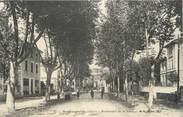 """38 Isere CPA FRANCE 38 """" Beaurepaire, Boulevard de la gare"""""""