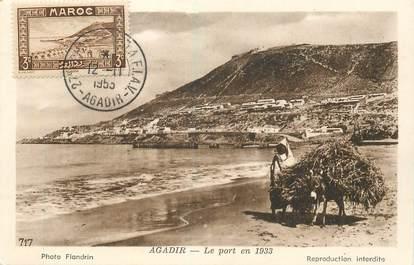 """CPA MAROC """"Agadir"""""""