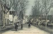 """38 Isere CPA FRANCE 38 """" Beaurepaire, Avenue de la Gare """""""