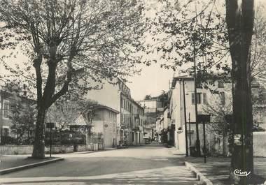 "CPSM FRANCE 38 "" Beaurepaire, Rue Gambetta"""