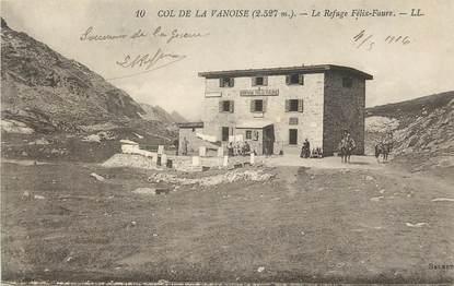 """CPA FRANCE 73 """"Pralognan la Vanoise, le refuge Félix Faure"""""""