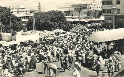 "CPSM MAROC ""Tanger, Place du Grand Socco"""