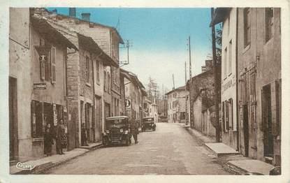 "CPA FRANCE 38 "" Ruy, Grande rue"""