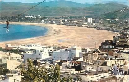 """CPSM MAROC """"Tanger, la plage"""""""